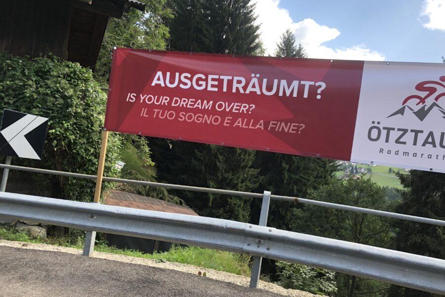Rennbericht Ötztaler Radmarathon 2019